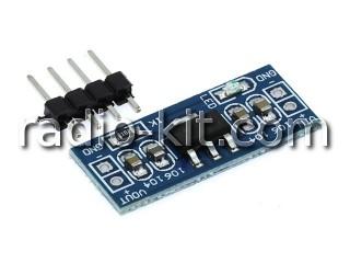 Стабилизатор напряжения  3.3V на AMS1117-3.3 Модуль