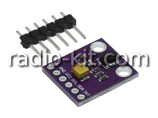 Датчик оптический освещенности и приближения APDS-9930 для Ардуино Модуль