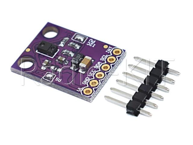 Датчик оптический жестов APDS-9960 сенсор RGB для Ардуино Модуль