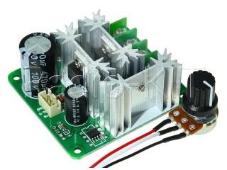 Регулятор PWM 1.0KW вращения двигателя постоянного тока PWMDC15 Модуль