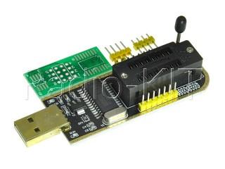 EEPROM Программатор на CH341A Модуль