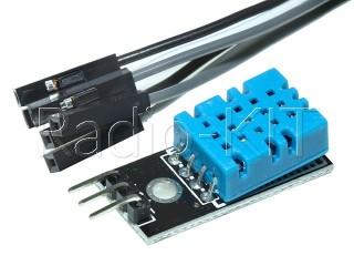Датчик влажности и температуры для Ардуино на DHT11 Модуль