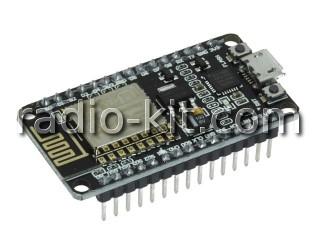 WIFI для Ардуино NodeMcu Lua на ESP8266 CP2102 Модуль