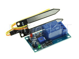 Регулятор влажности аналоговый DC12V 2 модуля( FC-13, FC-28=FC-50)(плата датчика и реле)