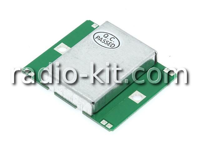 Датчик движения СВЧ на эффекте Допплера HB100 Модуль(GH1420)