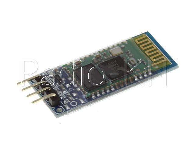 Bluetooth для Ардуино ZS-040(HC-06 на плате) Модуль