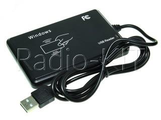 Считыватель бесконтактный RFID USB Card Reader JT308