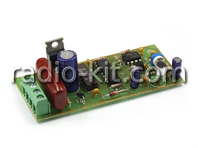 Реле акустическое  M105 Модуль