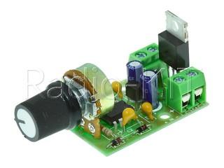 Регулятор PWM 0.3KW вращения двигателя постоянного тока M124.M1 Модуль
