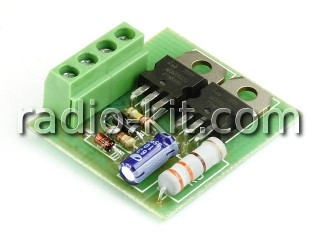 Soft Lamp Switching DIY KIT K134