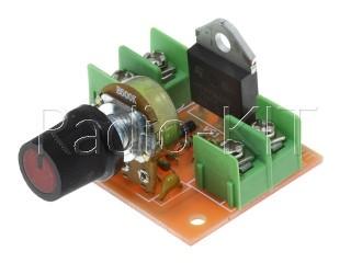 Регулятор мощности AC 220V 5kW 2 клеммника M139.1 Модуль