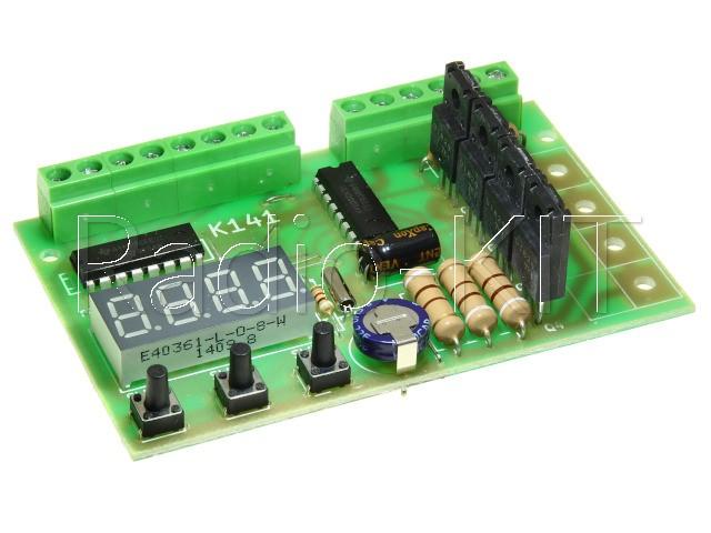 Часы с драйвером M141 Модуль