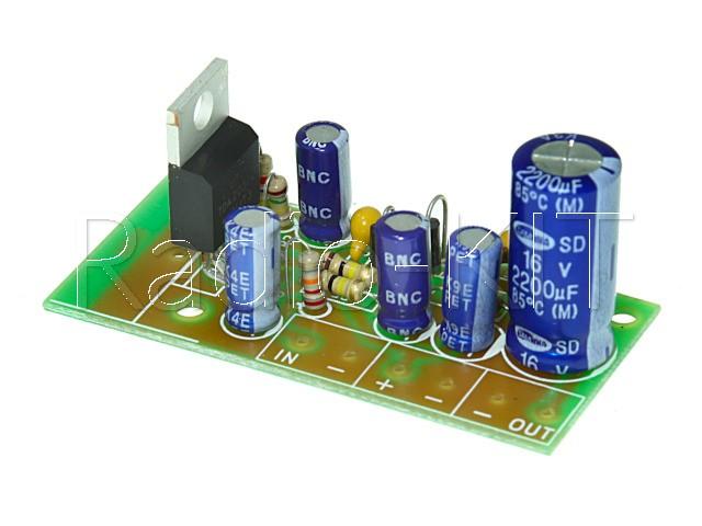 УНЧ 1х 14Вт на TDA2030 M151 Модуль