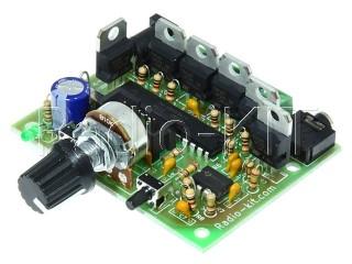 Цветомузыка для RGB ленты 6-ти канальная M165 Модуль