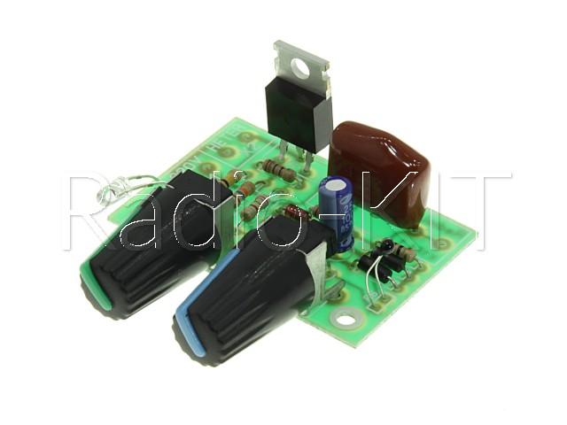 Терморегулятор аналоговый AC220V для инкубатора K174.1 Набор