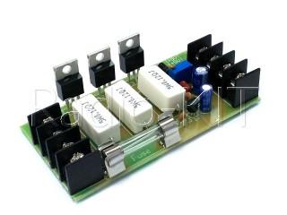 Стабилизатор напряжения регулируемый 5-27VDC/20A K212.2 Набор