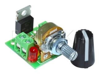 Регулятор мощности AC 220V 1kW 2 клеммника M216.1 Модуль