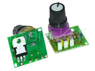 Регулятор мощности AC 220V 1kW вертикальный K216.6 Набор