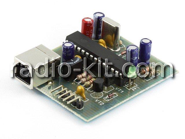 PIC Программатор M221 Модуль