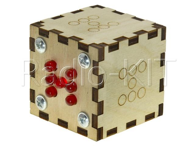 Игра электронный кубик с сенсорным управлением K225.1 Набор