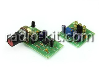 Устройство звукового сопровождения по ИК-каналу K227 Набор