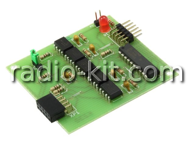 AVR ISP - блок гальванической развязки K230 Набор
