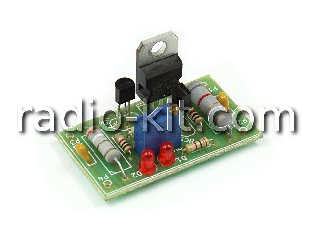 Плата зарядки Li-Ion аккумуляторов K238 Набор