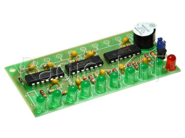 Индикатор уровня жидкости светодиодный K254.1 Набор