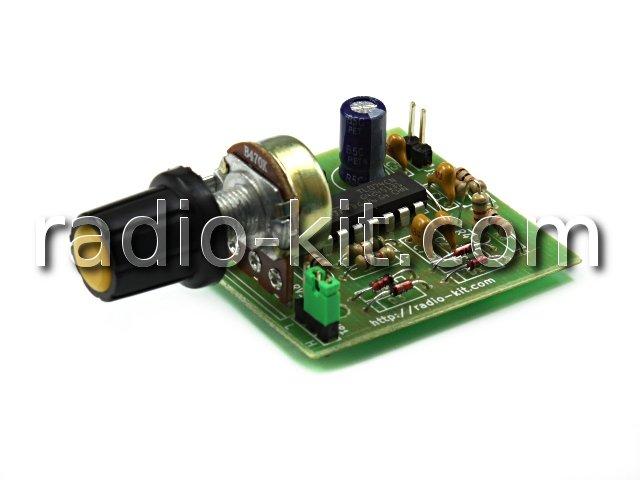 Генератор функциональный M260 Модуль