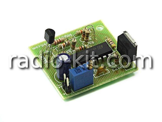 Регулятор скорости вентиляторов ПК автоматический K261 Набор