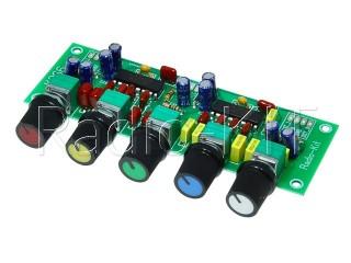 Темброблок стерео пятиполосный K266 Набор