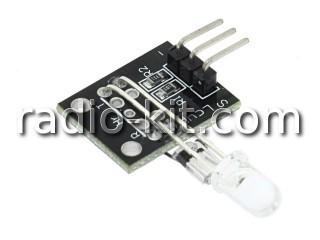 Датчик оптоэлектронный светодиод-фототранзистор для Ардуино Модуль