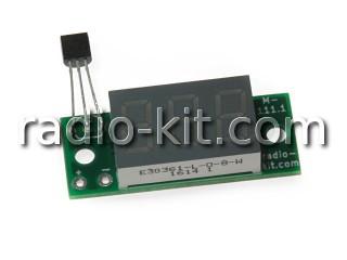 Термометр цифровой M111.1 Модуль