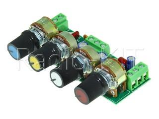 Фильтр сабвуфера активный M127.1 Модуль