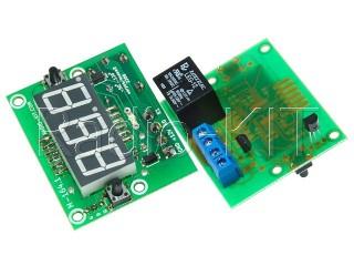 Терморегулятор цифровой DC12V M164.1 индикатор 0,56'' Модуль