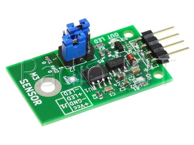 Сенсорная кнопка выключатель с диммированием для Ардуино M186 Модуль