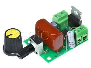 Регулятор мощности AC 220V 0.88kW беспомеховый M216.5 Модуль