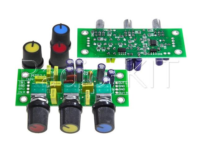Темброблок стерео M262.1 Модуль