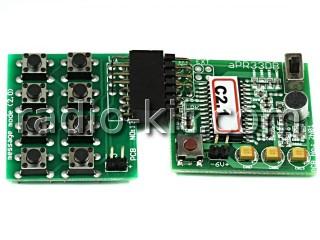 Запись и воспроизведение звука на APR33A3C2 (M280B) Модуль