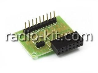 Запись и воспроизведение звука на APR33A3C2 плата управления M280B.1 Модуль