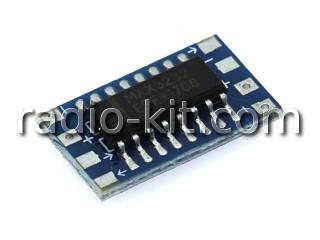 Преобразователь RS232-TTL на MAX3232 Модуль