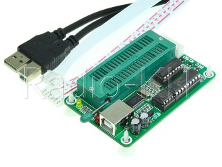 PIC Программатор MCU K150 ICSP Модуль