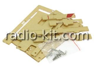 Корпус акриловый для Ардуино MEGA2560 R3