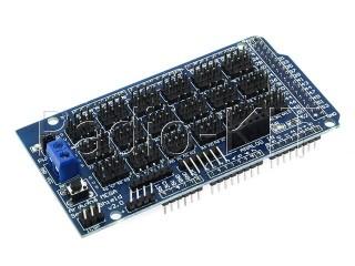 Плата расширения для Ардуино Mega Sensor Shield V1.0 Модуль