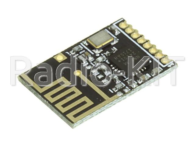 Радиомодуль для Ардуино NRF24L01 2.4G mini Модуль