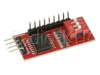 Плата расширения I2C на PCF8574 IO Модуль