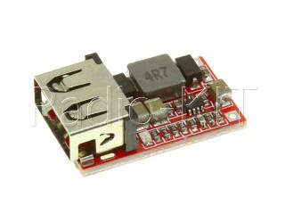Преобразователь DC-DC понижающий USB выход QSKJ Модуль