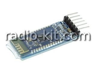 Bluetooth для Ардуино с адаптером SPP-C Модуль