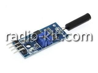 Датчик вибрации для Ардуино SW-18010P Модуль