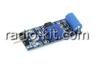 Датчик вибрации для Ардуино SW-420 Модуль